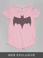 Junk Food Clothing Kids Girls Batman Tee-patti-s