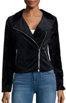 Vero Moda Velvet Moto Jacket