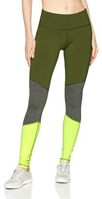 "Starter Women's 29"" High-Waisted Colorblocked Workout Legging"