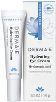 Derma E Hydrating Eye Cream with Hyaluronic Acid and Pycnogenol