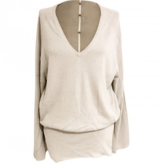 Amanda Wakeley Grey Cashmere Knitwear for Women
