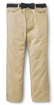 French Toast® Girls' Polka Dot Belt Pant
