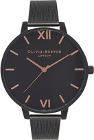Olivia Burton OB15BD83 After Dark mesh watch