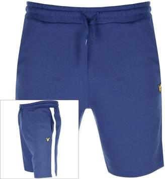Lyle & Scott Logo Sweat Shorts Navy