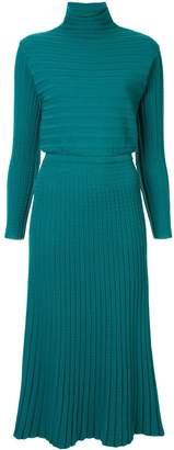Molli Laurence knit midi dress