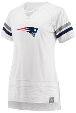 Majestic Women's New England Patriots Draft Me T-Shirt