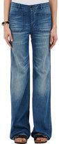 Nlst Women's Sailor Flared Jeans