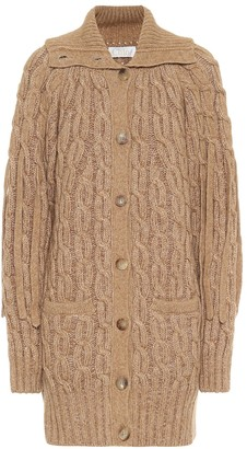 Chloé Cable-knit cardigan