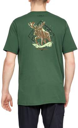 Under Armour Men's UA Classic Moose T-Shirt