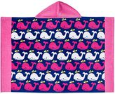 Pottery Barn Kids Repeat Whale Nursery Beach Wrap