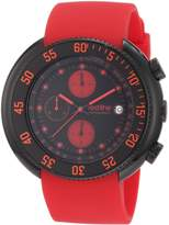 Redline Red Line Men's Diver Dial Silicone Watch RL-50039-BB-01-RA