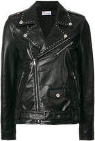RED Valentino biker jacket