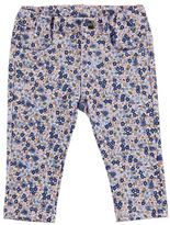 Mayoral Floral Four-Pocket Leggings, Size 3-24 Months