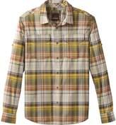 Prana Citadel Plaid Long-Sleeve Shirt - Men's