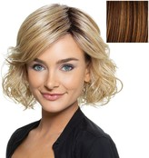 Hairdo. by Jessica Simpson & Ken Paves Wave It Off Mid-Length Wavy Cut Wig