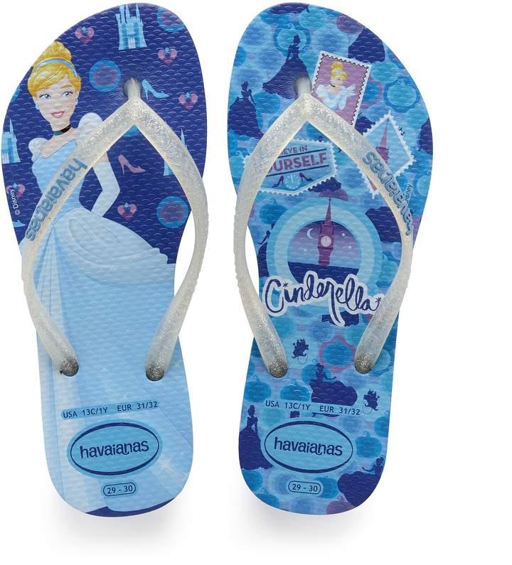 Havaianas 'Disney Princess' Flip Flops