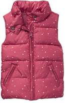 Gap Warmest starry puffer vest