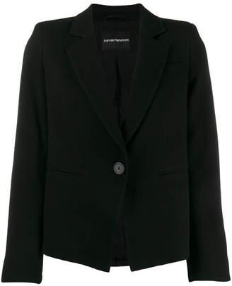 Emporio Armani Wool Blazer