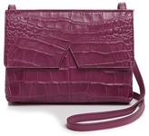 Vince Crossbody - Signature Croc-Stamped Baby