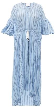 Love Binetti - Stir It Up Cotton Dress - Blue Multi