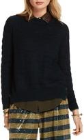 Scotch & Soda Striped Knit Sweater