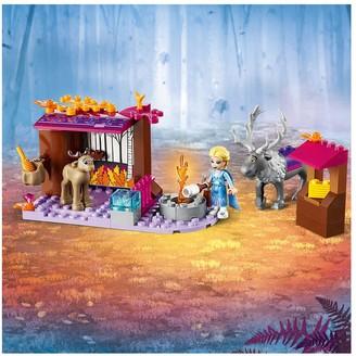 Lego Disney 41166 Elsa's Wagon Adventure with 2 Reindeers