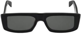 RetroSuperFuture Issimo Black Acetate Sunglasses