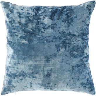 D.V. Kap Home Miranda Textured Pillow, Turquoise