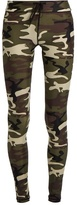 The Upside Camouflage-print performance leggings