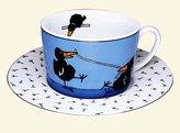 Konitz Caunitz Animal Stories Raven cappuccino C / S 115 121 0859 (japan import)