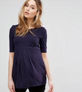 Isabella Oliver Short Sleeve Contrast Top