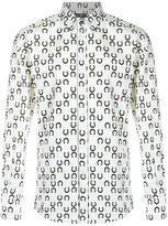 Dolce & Gabbana Cotton Shirts, White