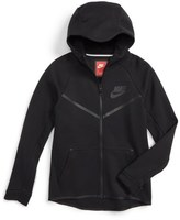 Nike 'Windrunner' Tech Fleece Hooded Jacket (Little Boys & Big Boys)