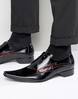 Jeffery West Pino Leather Derby Shoes
