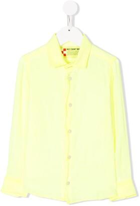 Mc2 Saint Barth Kids Agnes 94 long-sleeved shirt