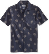 American Rag Men's Floating Palms Cotton Shirt, Only At Macy's