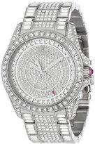 Juicy Couture Women's 1901039 Stella Swarovski Crystal Set Bracelet Watch