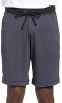 Daniel Buchler Men's Peruvian Pima Cotton Lounge Shorts