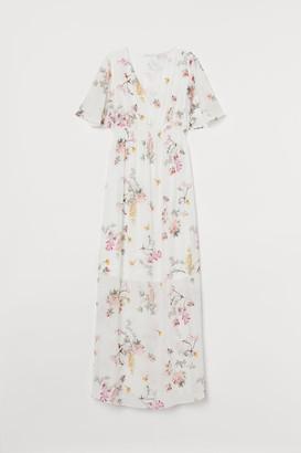 H&M MAMA Long dress