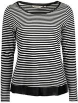 Garcia Jeans Striped Long Sleeve