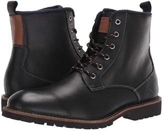 Original Penguin Jaden (Black) Men's Shoes