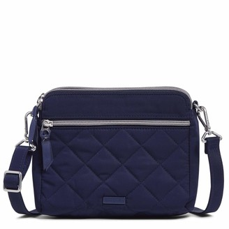 Vera Bradley RFID Medium Triple Compartment Crossbody Bag
