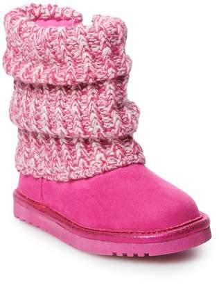 Jumping Beans Meringue Toddler Girls' Winter Boots