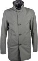 Herno Single Breasted Padded Raincoat