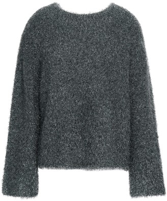 Vince Tinsel Knitted Sweater