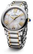 David Yurman Classic 38Mm Stainless Steel And 18K Gold Quartz Watch