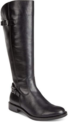 Ecco Women Sartorelle 25 Tall Buckle Boots Women Shoes