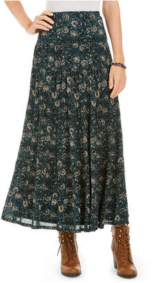 Style&Co. Style & Co Petite Tiered Maxi Skirt