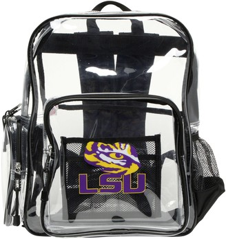 Northwest Company The LSU Tigers Dimension Clear Backpack