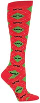 Sock It To Me Holiday Themed Knee High Tube Socks